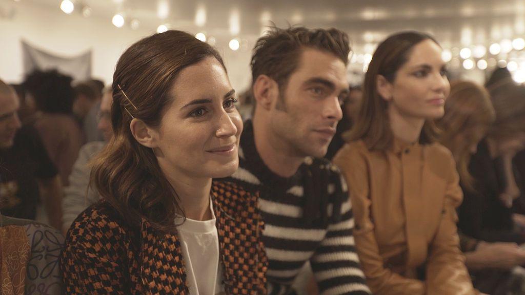 Gala González, Jon Kortajarena y Eugenia Silva en 'Fuera de cobertura' 'influencers'.