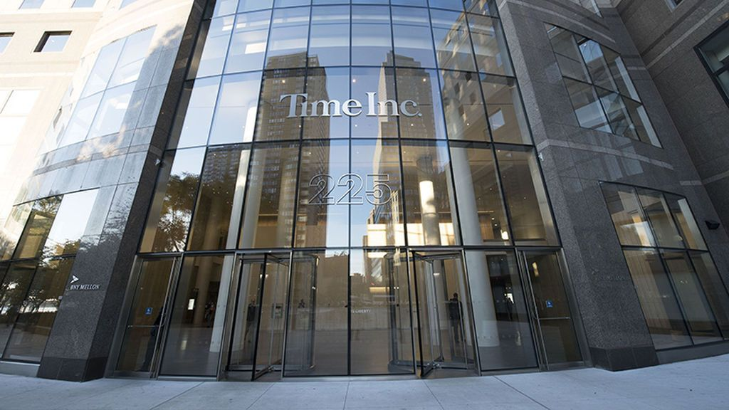 Sede de Time Inc en Nueva York (Estados Unidos).