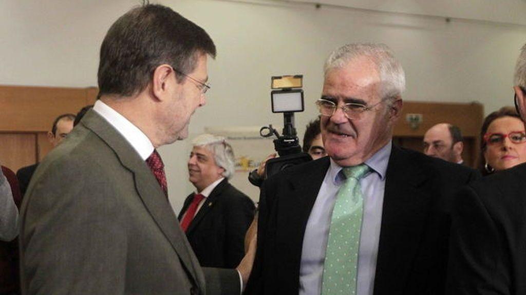 José María Romero de Tejada, el fiscal de Cataluña que se querelló contra los independentistas (27 de noviembre)