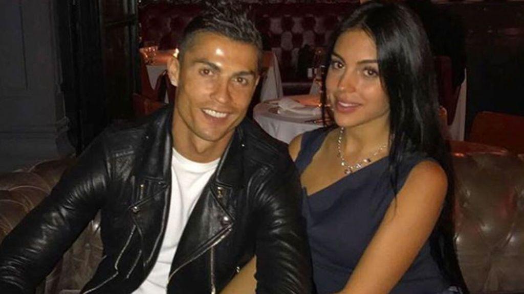 El 'urban look' de Georgina y Cristiano para su nueva salida romántica sin Alana Martina