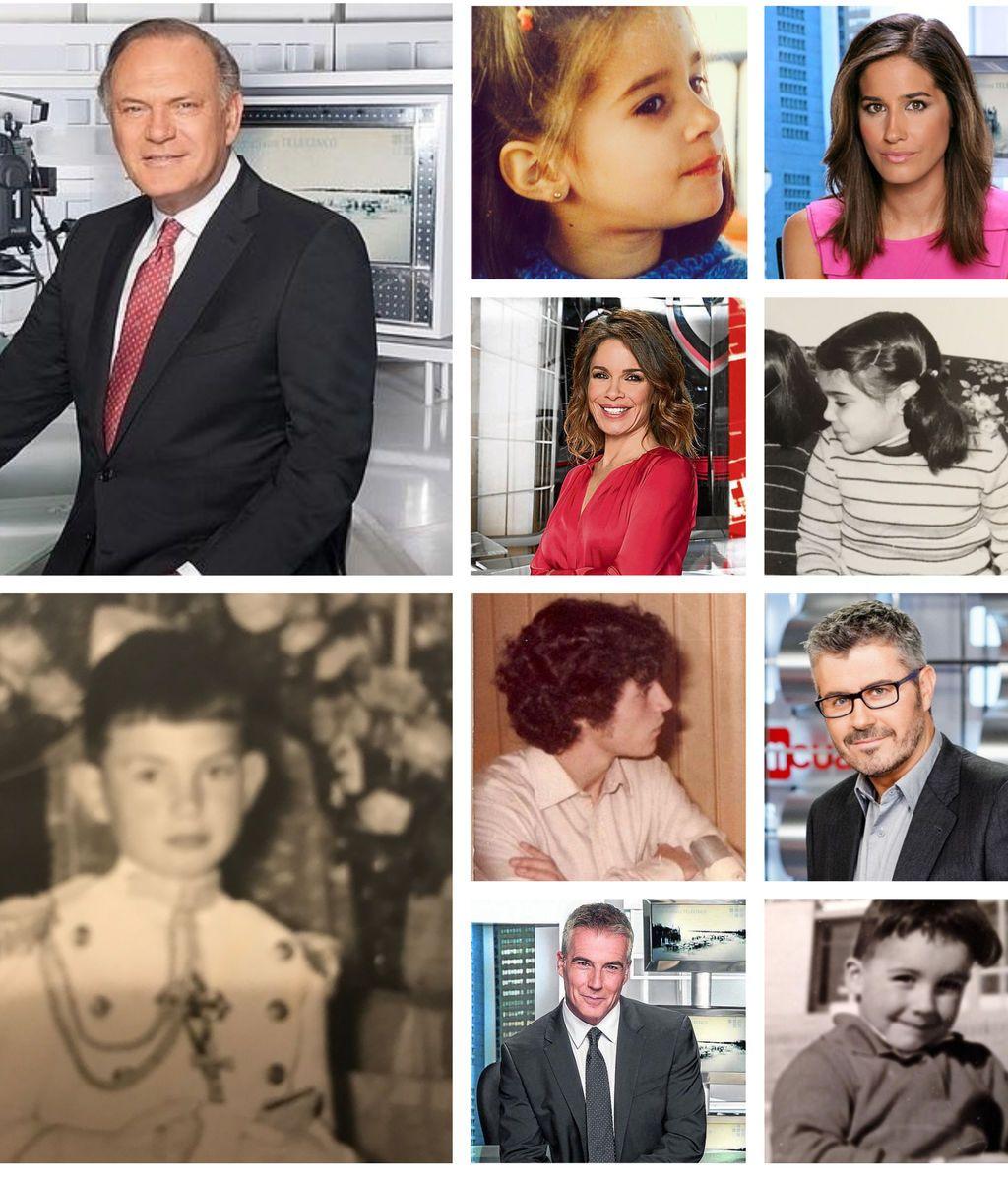 Los presentadores de informativos recuerdan a sus profes favoritos en el #DíaDelMaestro
