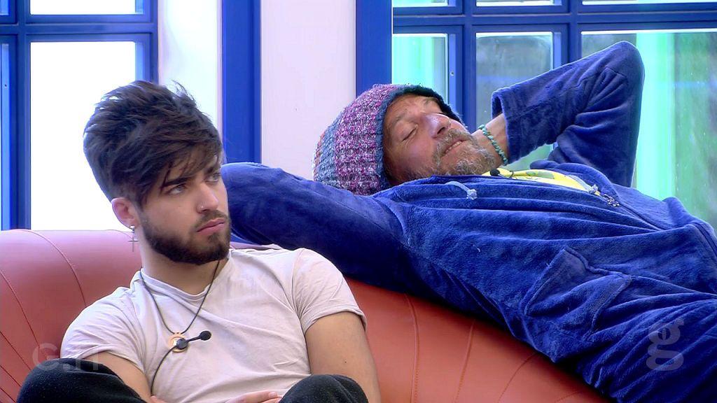 Rubén y Maico no se atreven a decirle a Hugo lo que hablan entre ellos