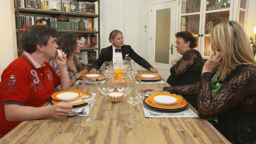 'Ven a cenar conmigo' toma el arte de Sevilla.