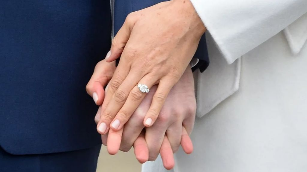 El anillo de compromiso de Megan Markle y la conexión especial con la Princesa Diana