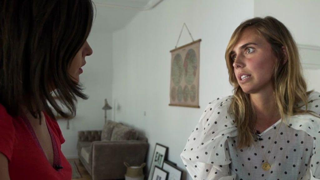 """Lucía Barcena: """"Puedo llegar a hacerme 5.000 fotos para elegir una"""""""