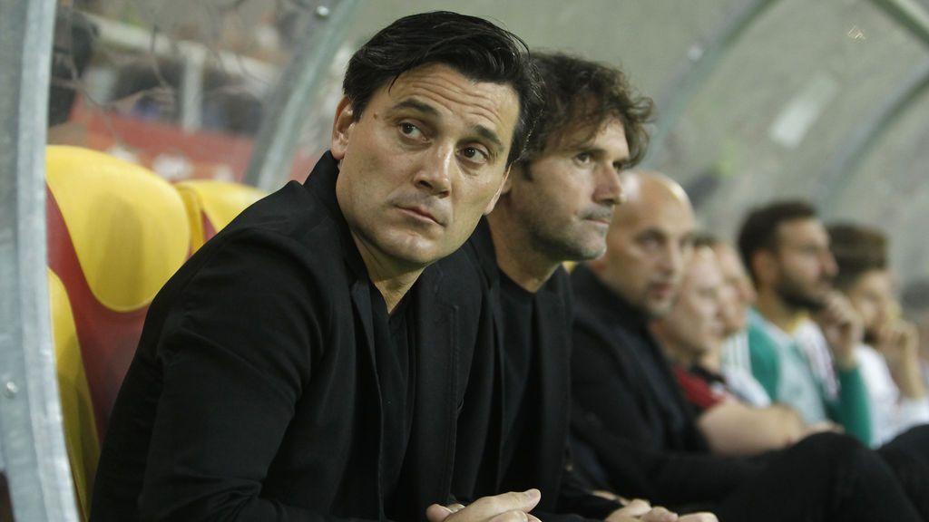 El Milan despide a Montella y se pone en manos de Gattuso