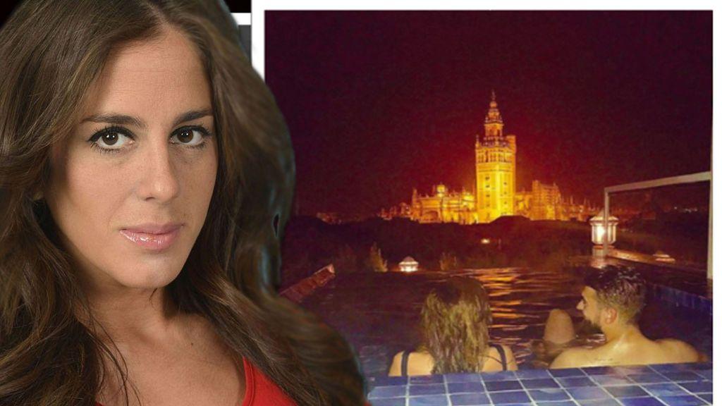 Más que reconciliados: la escapada romántica y sensual de Anabel Pantoja con su novio