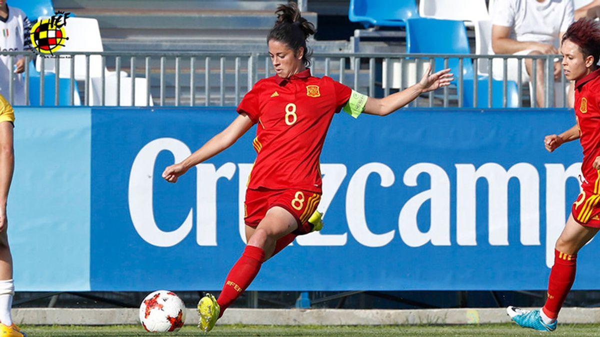 Fútbol femenino: España – Austria, de clasificación para el mundial, este martes en Be Mad (20:15h)
