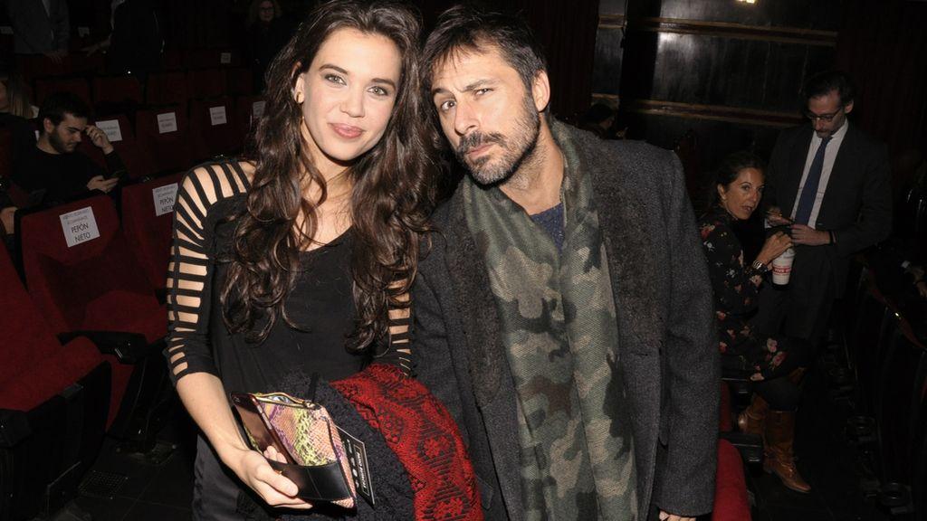 Marta Guerras y Hugo Silva
