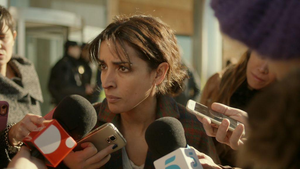 La maniobra de Lucía para meter presión a la policía y que encuentren a su marido