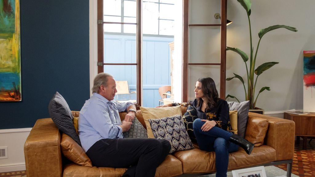 Inés Arrimadas y Miquel Iceta visitan a Bertín Osborne en 'Mi casa es la tuya'.