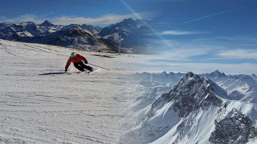 ¡Prepara los esquís! La cota de nieve bajará de golpe hasta 400 metros