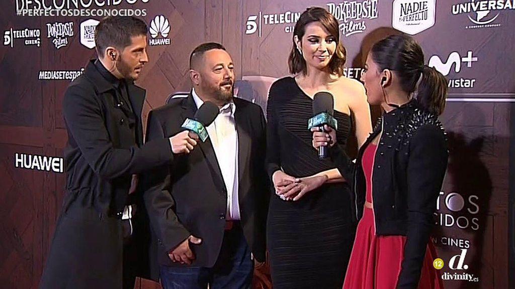 """Dafne Fernández: """"Gracias a mi papel en 'Perfectos desconocidos' me entró el gusanillo de casarme"""""""