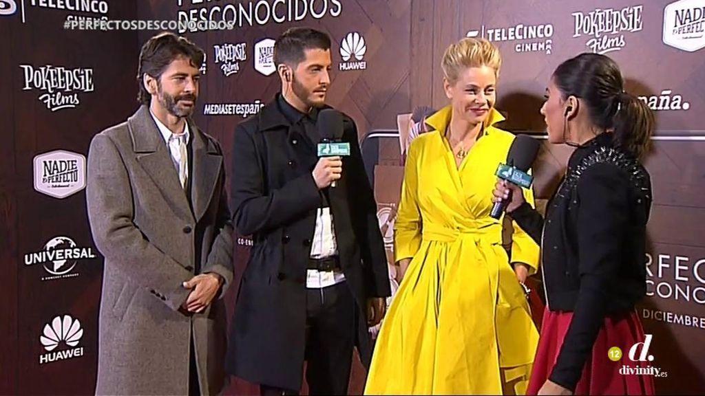 """Belén Rueda: """"Tampoco es necesario conocer todos los secretos de los tuyos"""""""