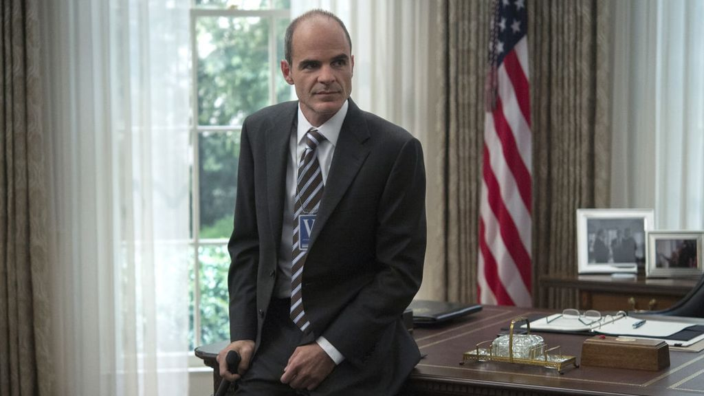 Doug Stamper. House of cards