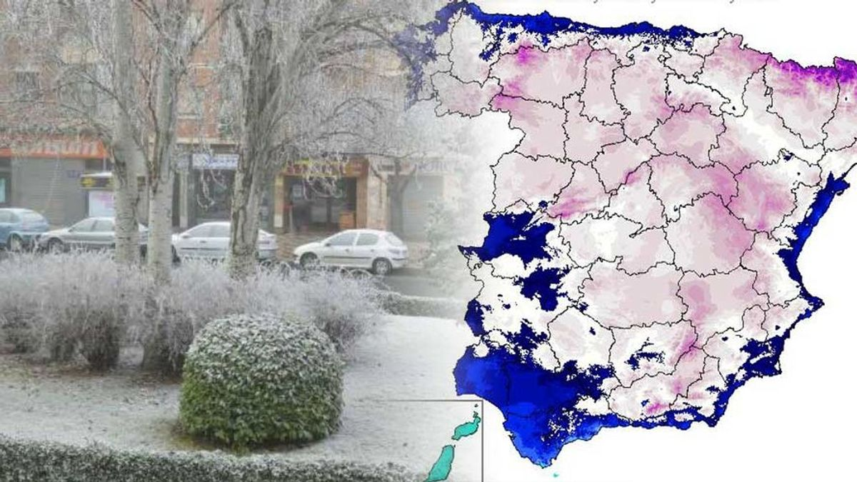 Ola polar: ¿por qué va a hacer tanto frío?