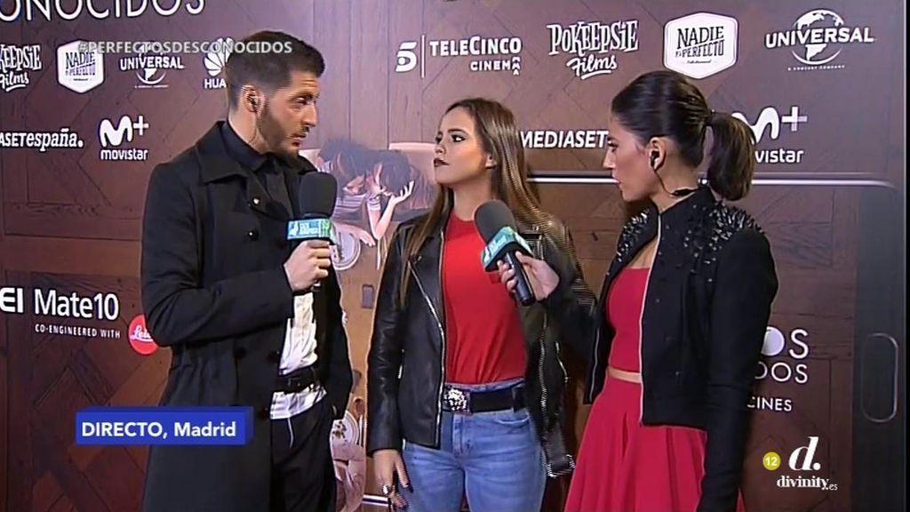 """Gloria Camila sobre su canal en Mtmad: """"Espero que todo salga bien"""""""