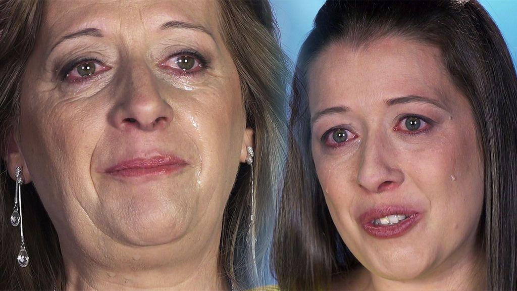 El emotivo sueño compartido de madre e hija para escapar del maltrato