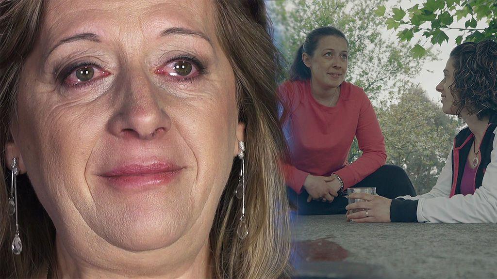 """Inés: """"Mis hijas son mi vida, si no es por la fuerza de Irene yo estaría muerta"""""""