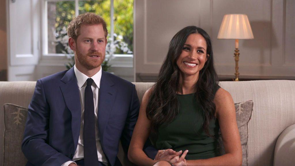 """""""Mi madre y ella serían como uña y carne"""" y otros titulares de la primera entrevista del Príncipe Harry y Meghan Markle"""