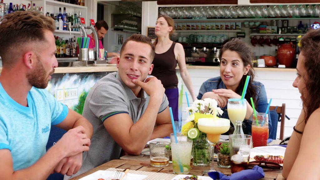 Imágenes de la segunda entrega de 'Granjero busca esposa', 'dating' de Cuatro.