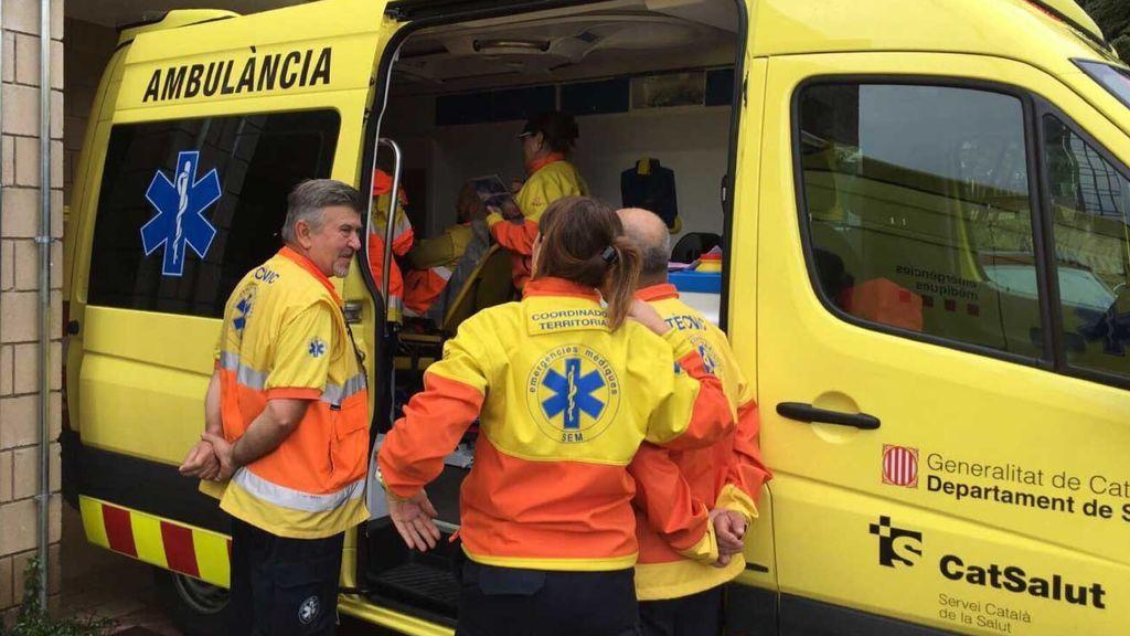 Muere un hombre de 81 años en el incendio de una casa en El Montmell