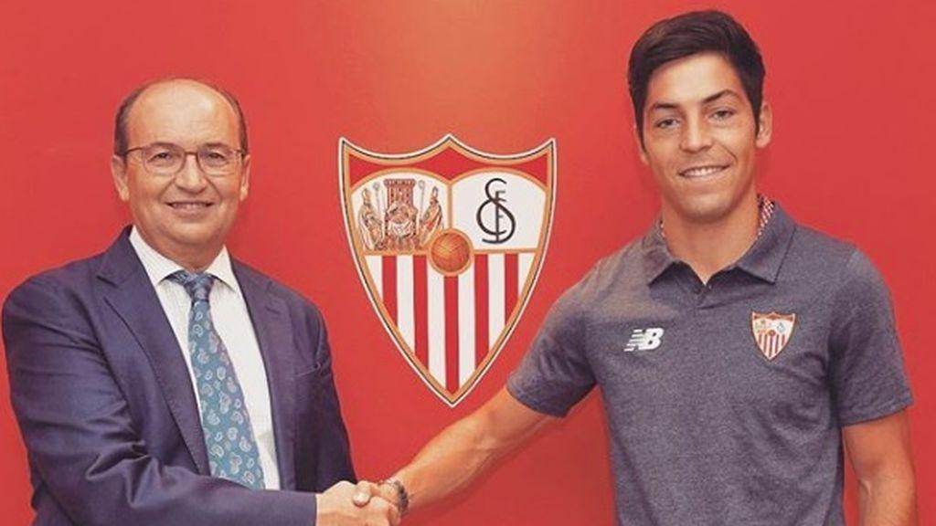 Borja Lasso, primer futbolista de la Liga en unirse al proyecto solidario de Juan Mata