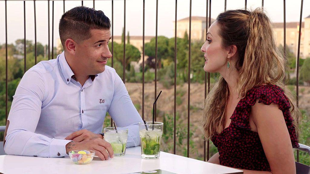 """José Antonio, tras su primera cita con Patricia: """"Yo me voy"""""""