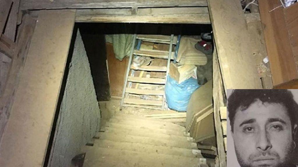 Encadenada y violada durante 10 años en un sótano en Italia