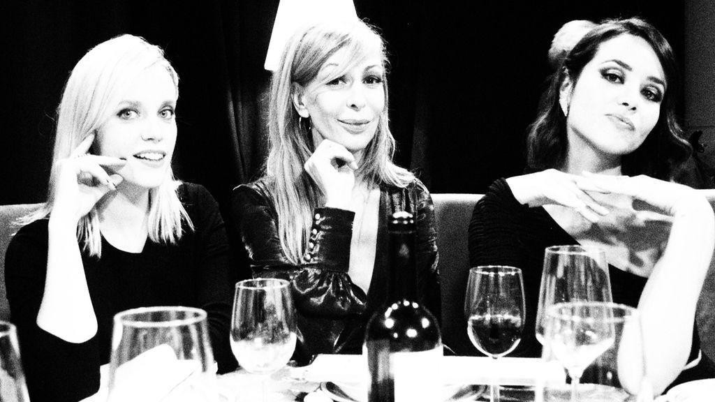 Carolina Bang, Elisa Matilla y Dafne Fernández