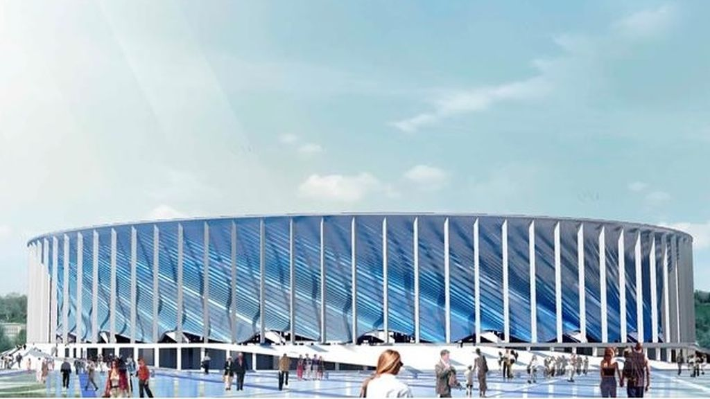 Estos son los 12 estadios donde se jugará el Mundial de Rusia 2018