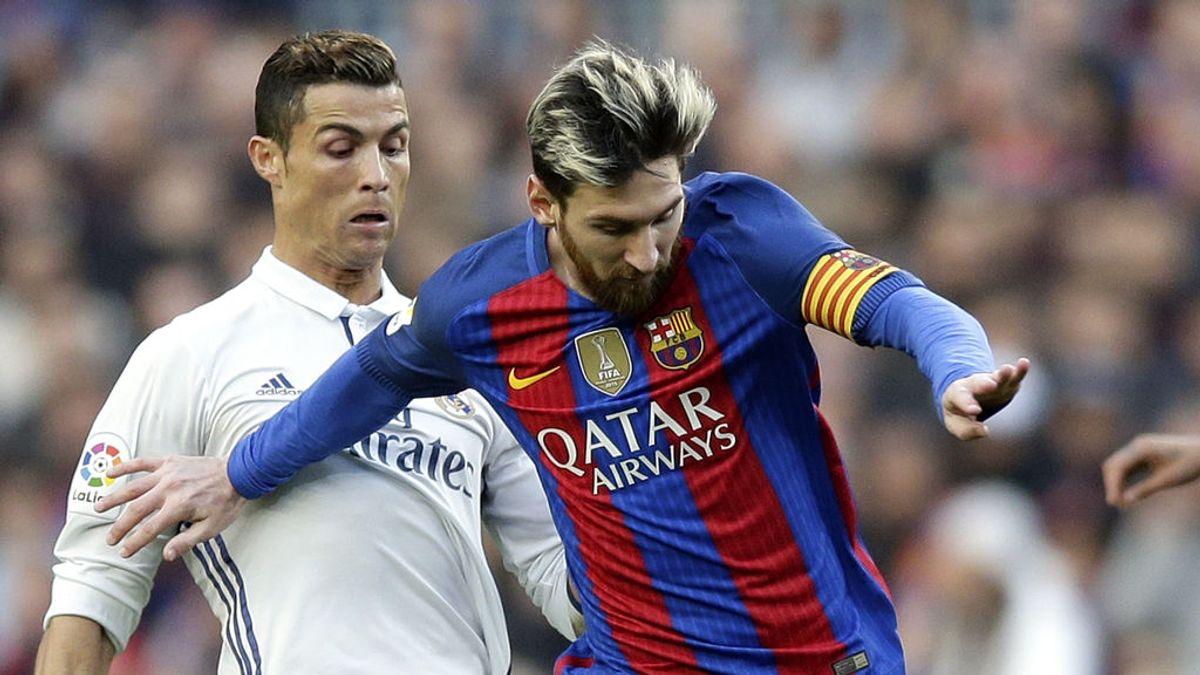 Cristiano Ronaldo, Messi y Neuer podrían estar negociando participar juntos en una serie de televisión