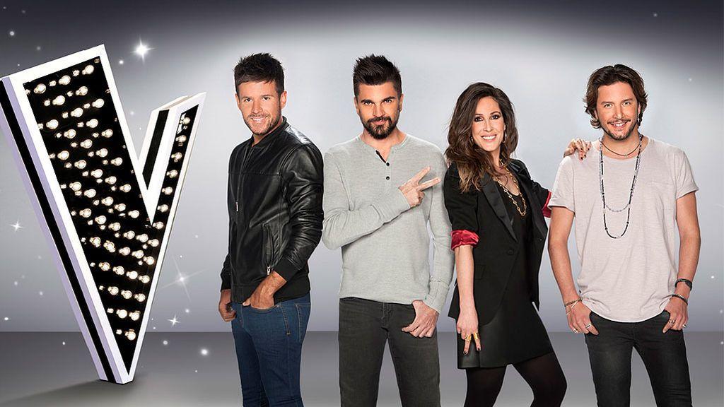 La música protagoniza la noche del viernes en Telecinco: segunda entrega de 'Directos' de 'La Voz' y concierto de Rosario Flores en el Teatro Real de Madrid