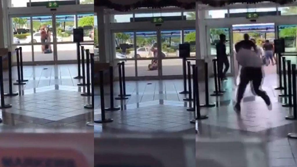 La brutal agresión de un hombre a su pareja por culpa de un selfi