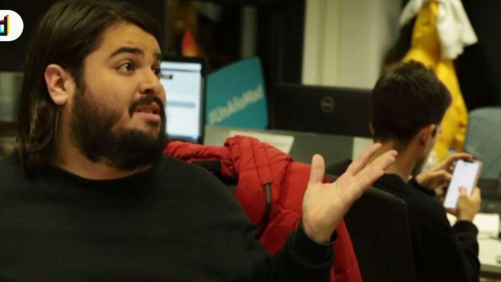 """Brays pierde los papeles: """"Por favor, estamos tratando de hacer un programa un poquito moderno"""""""