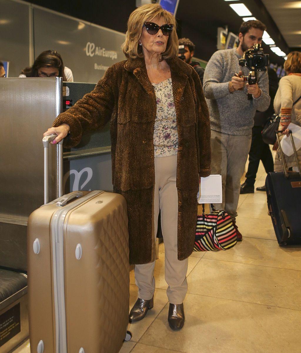 ¡De viaje a Nueva York! Los maletones de las Campos que te dejarán boquiabierto, foto a foto