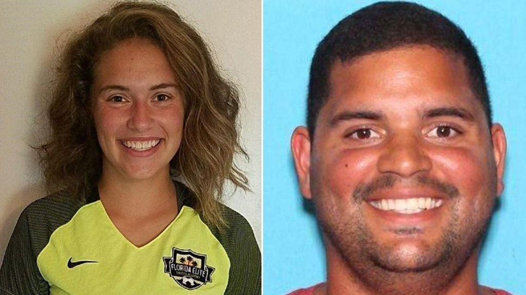 Una joven de 17 años desaparecida, reaparece en un vídeo de una gasolinera con un entrenador de fútbol