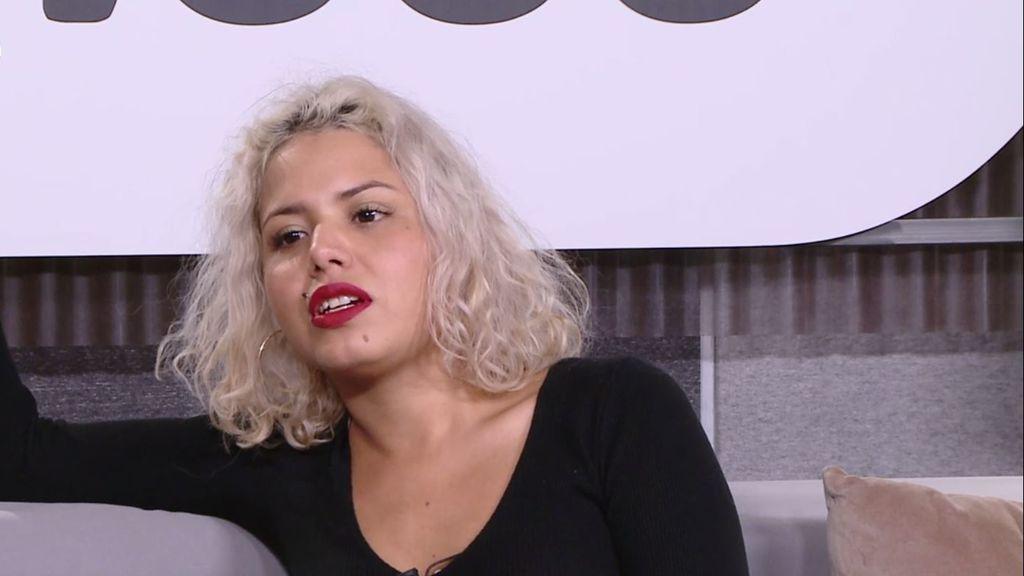 """Ms Nina: """"Hay canciones rock que también son machistas y nadie dice nada"""""""