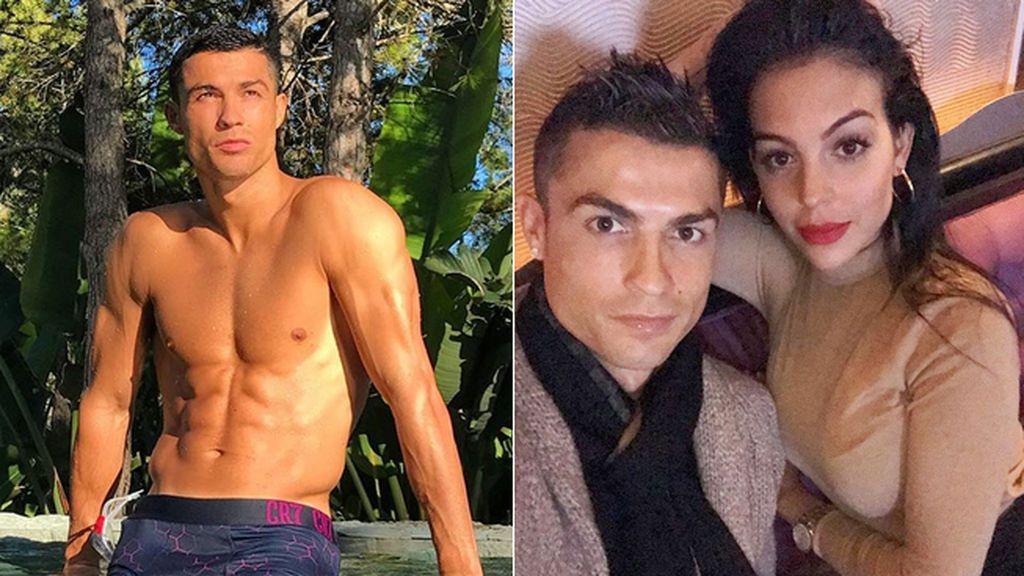 Tres fotos de Cristiano Ronaldo, entre las que tienen más 'likes' del mundo en este año 2017 en Instagram