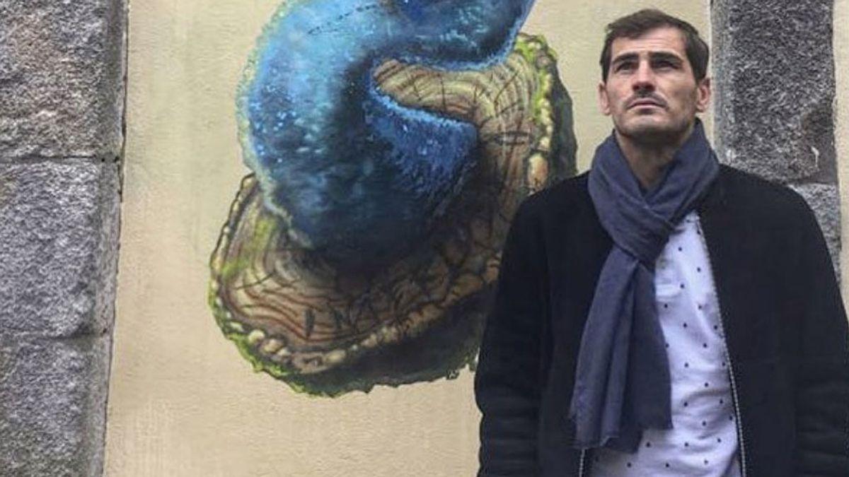 La foto más nostálgica de Iker Casillas en la que se acuerda de los que ya no están