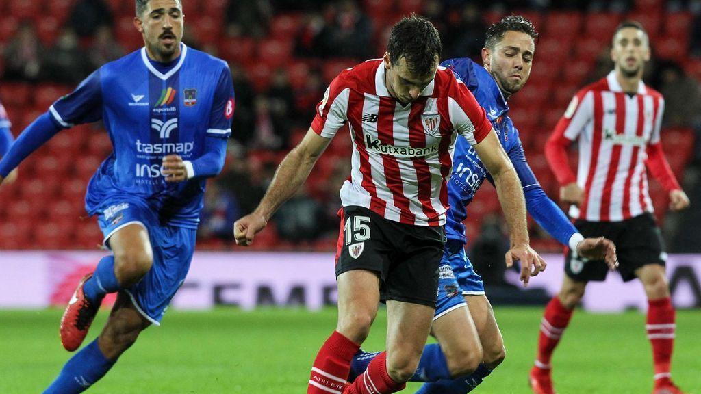 Real Sociedad y Athletic Club, eliminados de la Copa del Rey por Lleida y Formentera, dos equipos de Segunda B