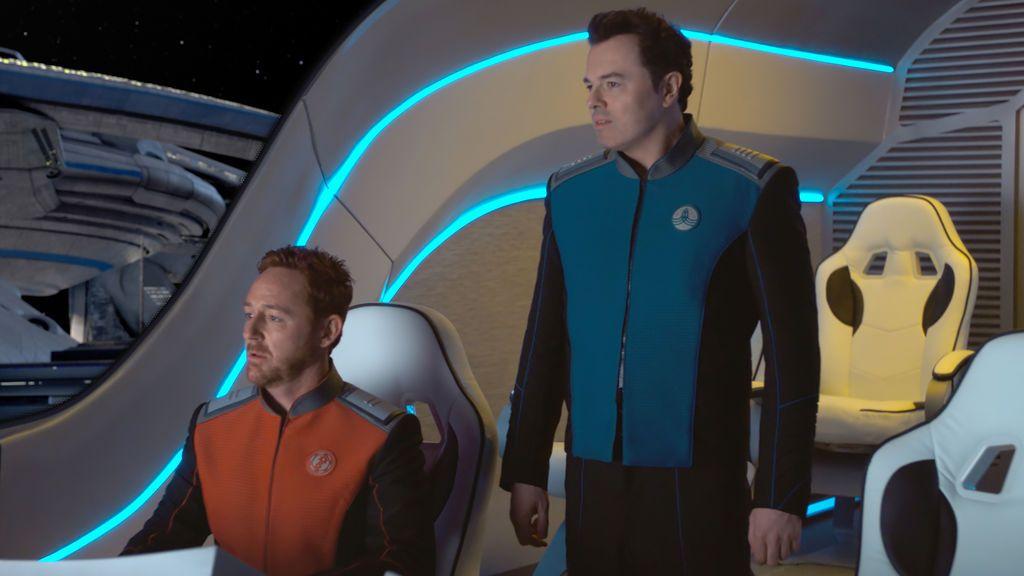 Seth MacFarlane  declara su amor a 'Star treck' en la comedia 'The Orville'