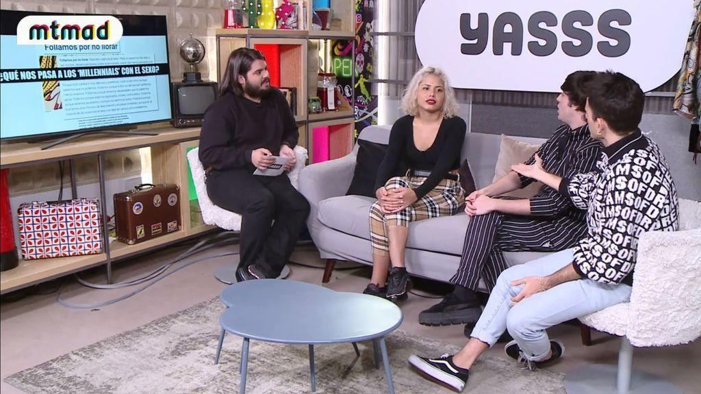 Brays y Ms Nina VS The Tripletz: 'Los millennial son los que más o los que menos follan?'