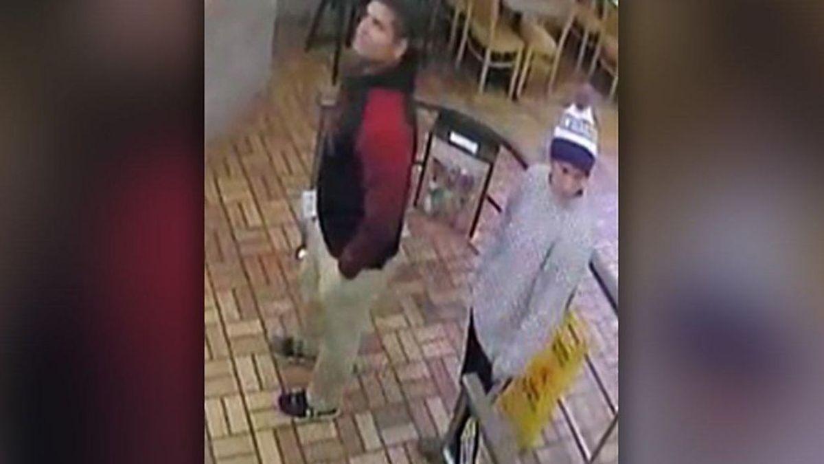 Una chica de 17 años desaparecida en EEUU reaparece en el vídeo de una gasolinera con su entrenador