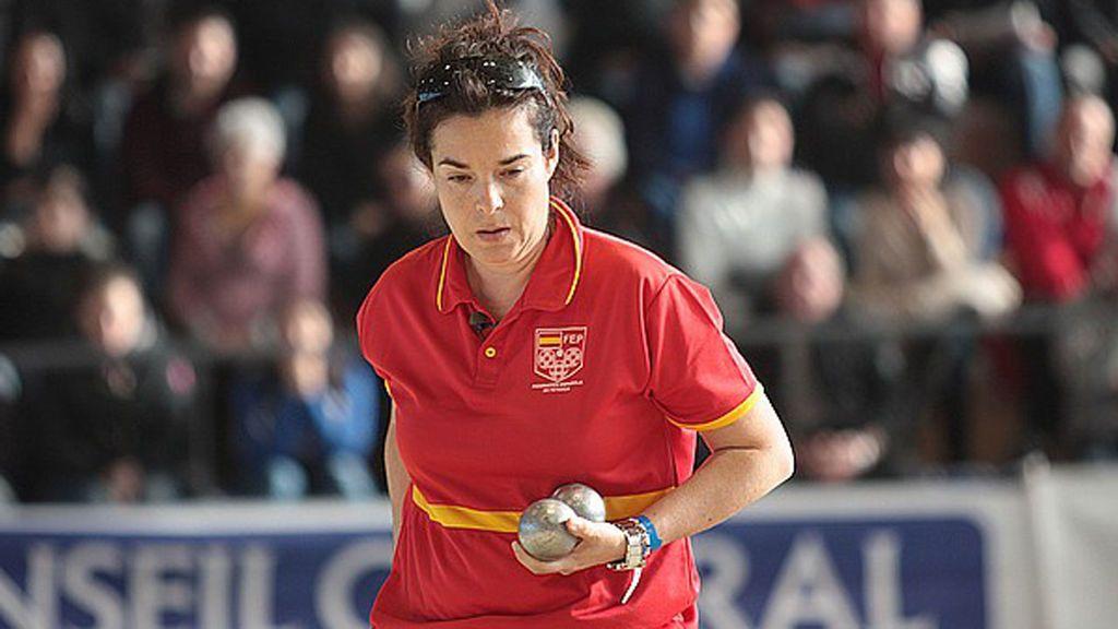 """Yolanda Matarranz, cinco veces campeona del mundo de petanca: """"La petanca sí es un deporte para jóvenes"""""""