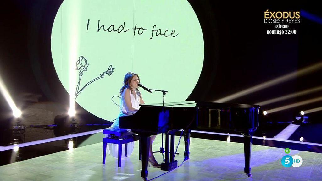 Kamila, fiel a su piano, vuelve a brillar y despierta el comentario más inesperado de Jesús Vázquez