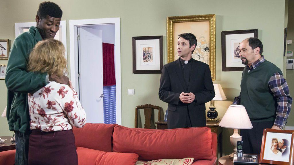 Imágenes del capítulo de 'LQSA' de la 10º temporada.