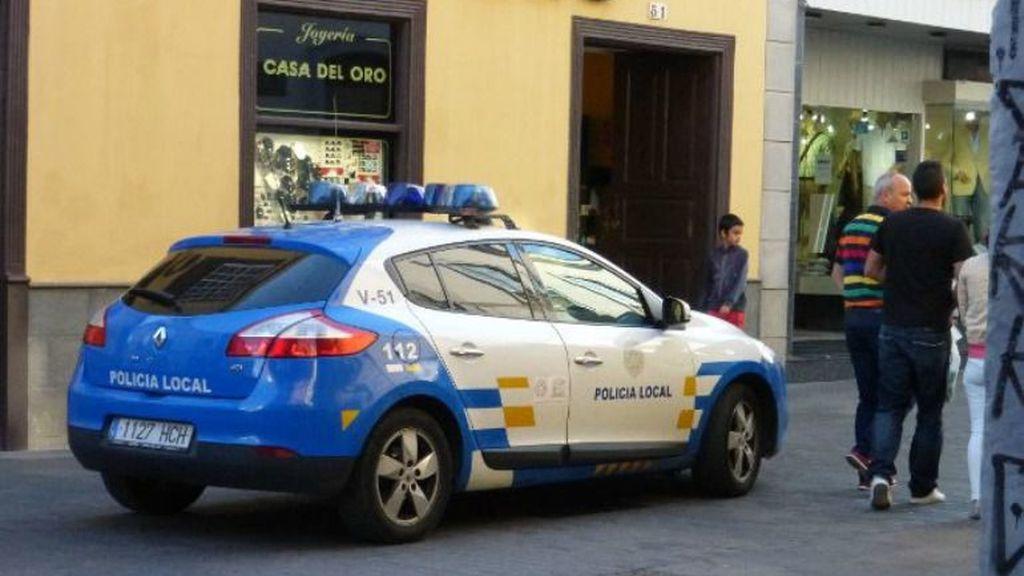 Policía Local Las Palmas de Gran Canaria