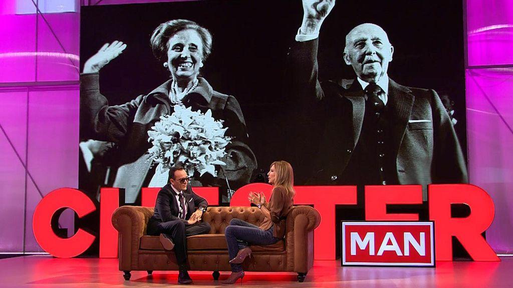 Pamela Anderson, Pilar Eyre y La Mari de Chamabo, invitadas en 'Chester'.