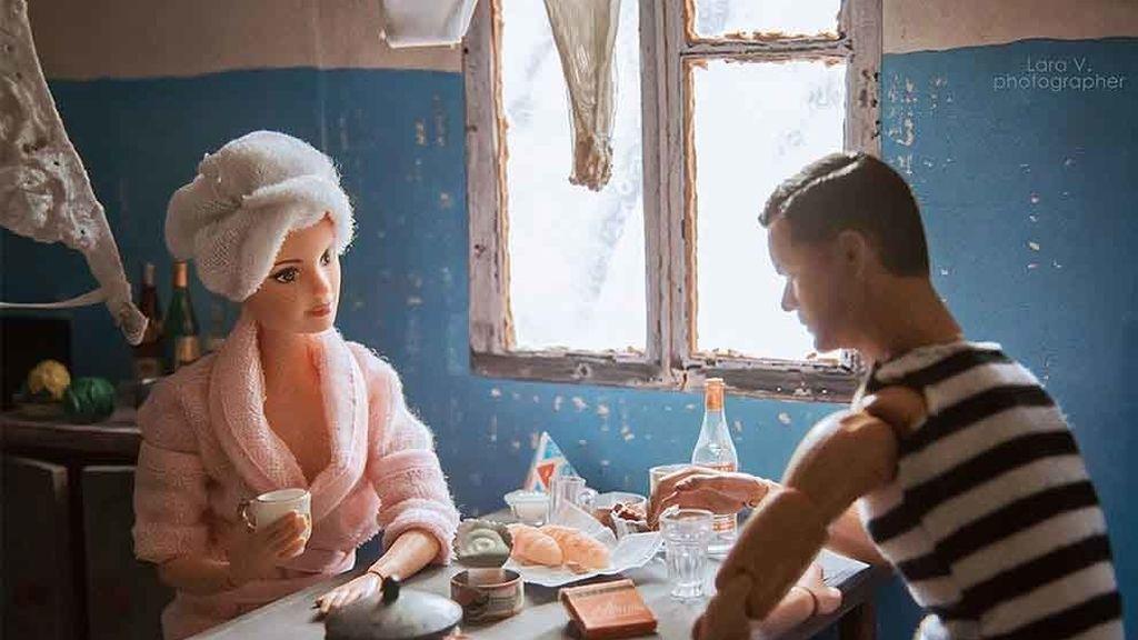 ¿Cómo serían Barbie y Ken si fueran eslavos?